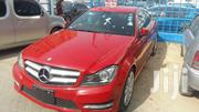 Mercedes-Benz C250 2013 Red | Cars for sale in Mombasa, Shimanzi/Ganjoni