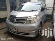 Toyota Alphard 2008 Silver | Buses & Microbuses for sale in Nairobi, Nairobi Central