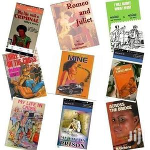 African Story Books