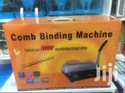 Brand New Comb Binding Machine High Quality | Stationery for sale in Nairobi, Nairobi Central