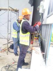 Electrical Installation Work In Progress | Building & Trades Services for sale in Kiambu, Ruiru
