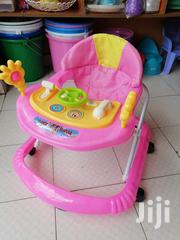 Baby Walker Available In Pink And Blue Only | Prams & Strollers for sale in Nairobi, Umoja II