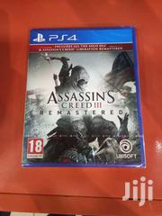 Assassin's Creed III Remastered For Ps4 | Video Games for sale in Nairobi, Nairobi Central
