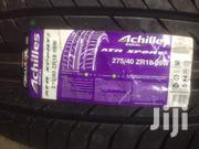 275/40zr18 Achilles Tyre's Is Made In Indonesia | Vehicle Parts & Accessories for sale in Nairobi, Nairobi Central