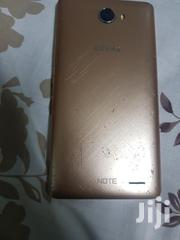 Infinix Note 2 8 GB Gold | Mobile Phones for sale in Mombasa, Tononoka