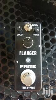 Guitar Effect Pedal FAME LEF-312 Flanger | Musical Instruments & Gear for sale in Mombasa, Shanzu
