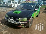 Toyota Starlet 1994 Green | Cars for sale in Kiambu, Hospital (Thika)