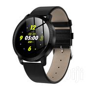 Classy CF18 Waterproof Smart Watch #Black | Smart Watches & Trackers for sale in Nairobi, Nairobi Central