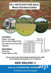 Prime Plots for Sale. | Land & Plots For Sale for sale in Kirinyaga, Tebere