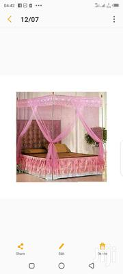 Mosquito Net 4 Stands With Accessories 5*6-Pink | Home Accessories for sale in Nairobi, Embakasi