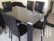 Dining Table With 6 Chairs | Furniture for sale in Mombasa, Mkomani