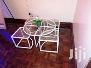 4 Stools Designer Table | Furniture for sale in Mombasa, Bamburi