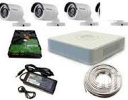 CCTV 4 Cameras Full Kit Sale And Site Delivery | Security & Surveillance for sale in Nairobi, Nairobi Central
