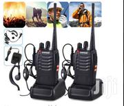 2 Two Way Radio BF-888S Walkie-talkie Outdoor | Audio & Music Equipment for sale in Nairobi, Nairobi Central