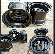 4x4 Offset Rims,Deep Dish | Vehicle Parts & Accessories for sale in Nairobi, Mugumo-Ini (Langata)