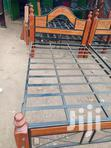 4by 6 Metallic And Wooden Bed | Furniture for sale in Nairobi South, Nairobi, Kenya