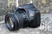 CANON EOS 250D With 18-55mm Lens, 24.1mp Aps-C Cmos Sensor, 4K Video | Accessories & Supplies for Electronics for sale in Nairobi, Nairobi Central