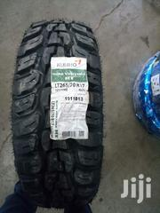 265/70r17 Kumho MT Tyre's Is Made In Korea | Vehicle Parts & Accessories for sale in Nairobi, Nairobi Central