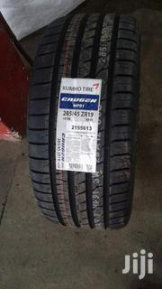 285/45zr19 Kumho Tyre Is Made In Korea | Vehicle Parts & Accessories for sale in Nairobi, Nairobi Central