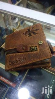 Calvin Klein Classic Brown Pure Leather Wallet-wholesale Price   Bags for sale in Nairobi, Nairobi Central