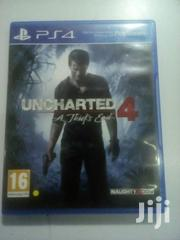Uncharted 4 For Ps 4   Video Games for sale in Nairobi, Nairobi Central