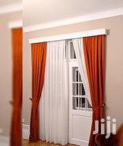 Beautiful Curtains With Shesrs For Your Beautiful Space   Home Accessories for sale in Nairobi, Karen