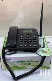 Topsonic Fixed-wireless-desk-phone-sim-card-mobile | Home Appliances for sale in Nairobi, Nairobi Central