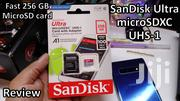 Sandisk 256gb Memory Card | Accessories for Mobile Phones & Tablets for sale in Nairobi, Nairobi Central