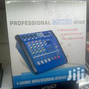 4 Channel Mixer/Recording With Interface | Audio & Music Equipment for sale in Nairobi, Nairobi Central