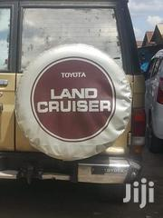 Toyota Land Cruiser Spare Wheel Cover | Vehicle Parts & Accessories for sale in Nairobi, Nairobi Central