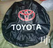 Toyota Branded Spare Wheel Cover | Vehicle Parts & Accessories for sale in Nairobi, Nairobi Central