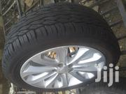Original X-uk Alloy Wheels And Tyres In Excellent Condition | Vehicle Parts & Accessories for sale in Nairobi, Karen