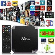 Fully Latest Model Android Box Loaded Sports Movies, | TV & DVD Equipment for sale in Nairobi, Nairobi Central