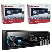 PIONEER DEH-S4050BT CD PLAYER USB AUX FM RADIO 1YR WARRANTY | Vehicle Parts & Accessories for sale in Nairobi, Nairobi Central
