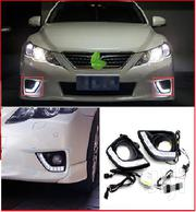 Aftermarket DRL Fog Covers (Only): For Toyota Mark X: Yr2011/12 | Vehicle Parts & Accessories for sale in Nairobi, Nairobi Central