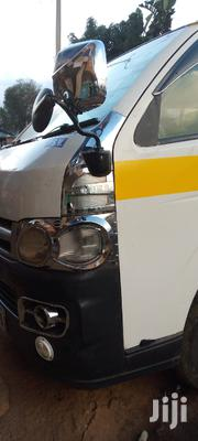 Toyota Hiace 2008 White | Buses & Microbuses for sale in Murang'a, Kamacharia