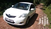 Toyota Belta 2012 White | Cars for sale in Nyeri, Wamagana