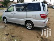 Toyota Alphard 2006 Silver | Buses & Microbuses for sale in Nyeri, Kiganjo/Mathari