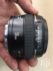 Canon EF 50mm F1.4 USM Lens | Accessories & Supplies for Electronics for sale in Nairobi, Nairobi Central