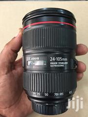 Canon EF 24 To 105mm F4l Ii USM Lens Newer Version   Accessories & Supplies for Electronics for sale in Nairobi, Nairobi Central