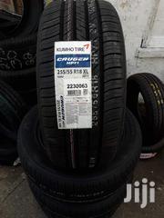 255/55r18 Kumho Tyre Is Made In Korea | Vehicle Parts & Accessories for sale in Nairobi, Nairobi Central
