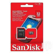 Sandisk Best Selling 32GB Memory Card - For All Phones | Accessories for Mobile Phones & Tablets for sale in Nairobi, Nairobi Central