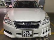Subaru Legacy 2012 White | Cars for sale in Nairobi, Nairobi Central