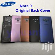 Samsung Note 9 Original Back Lead Battery Cover | Accessories for Mobile Phones & Tablets for sale in Nairobi, Nairobi Central