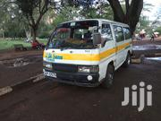 Nissan Matatu TD27 For Quick Sale | Buses & Microbuses for sale in Nairobi, Kawangware