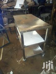 Stainless Steel Table With Undershelfs | Restaurant & Catering Equipment for sale in Nairobi, Makongeni