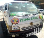 Toyota HiAce 2003 White   Buses & Microbuses for sale in Machakos, Athi River