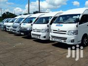 Vans For Hire | Chauffeur & Airport transfer Services for sale in Nairobi, Nairobi Central
