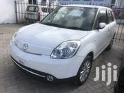 Mazda Verisa 2012 White | Cars for sale in Mombasa, Shimanzi/Ganjoni