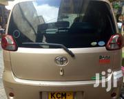 Toyota Porte 2012 Gold | Cars for sale in Nairobi, Eastleigh North
